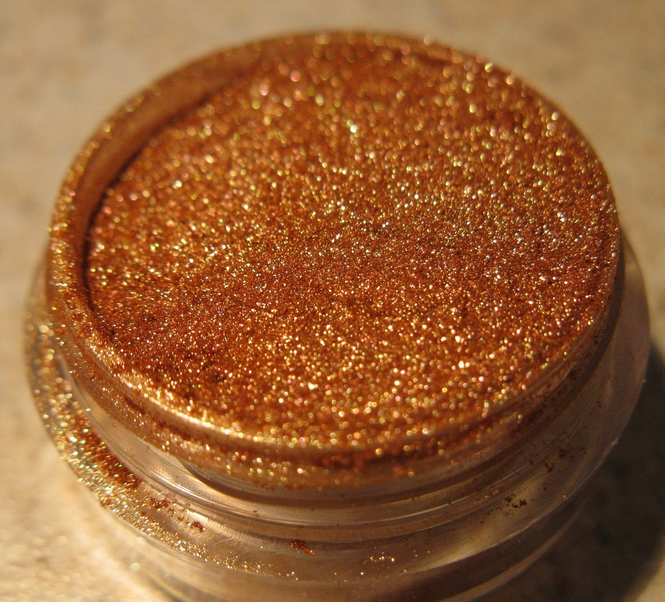 EYE SHADOW MINERALS FULL 3 GRAM SHADE: SUN BRONZE