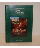 Masterpiece Recipes of the American Club (New Hardcover) Master Chef Sig... - $21.99
