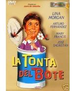 La Tonta Del Bote Spanish Dvd Lina Morgan Arturo Fernandez Comedy Sealed - $24.00