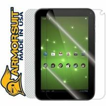 ArmorSuit MilitaryShield Toshiba Excite 7.7 Screen + White Carbon Fiber Skin! - $34.99