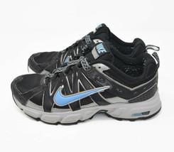 Nike Alvord 8 Womens Sz 6 EU 36.5 Black Athletic Running Hiking 396037 001 - $25.95