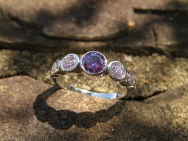 Haunted Spirit Singing connection communication Ring from doctrines of M... - $177.77