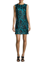 New Diane Von Furstenberg Kaleb Embellished Shift Dress (Size 14) - Msrp $598.00 - $199.95
