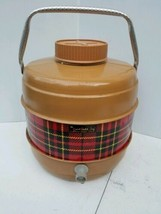 Vintage The Great Scotch Jug Beverage Water Container Hamilton Smith Co ... - $29.69