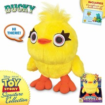 Disney Pixar TOY STORY 4 Signature Collection DUCKY [Exclusive] NIB/Sealed - $79.99