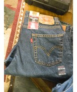 NOS Free Shipping NEW Levi Strauss Jeans 550 Relaxed Fit 30 X 30 - $25.53