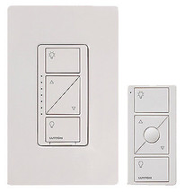 Caseta Wireless Single-Pole/3-Way Dimmer, 150-Watt, White - $73.25