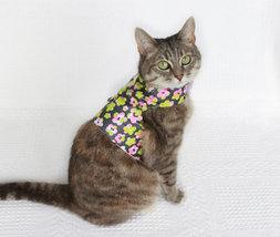 Cat harness vest for walking - Cat clothes - $25.00