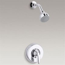 KOHLER K-T15611-4-CP Coralais Shower Mixing Valve Faucet Trim Polished Chrome - $120.94