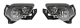 Fits 02-06 Chevy Avalanche Left & Right Fog Lamps Pair models w/ Body Cl... - $107.86