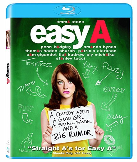 Easy A [Blu-ray] (2010)