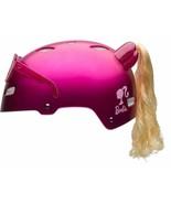 Bell Child Barbie Fun in The Sun Multisport 3D Helmet - $35.73