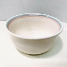 Pfaltzgraff Vintage 1980's Aura Pink Onion Soup Bowl - $26.14