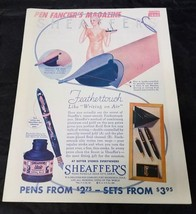 Pen Fancier's Magazine June 1990 Fountain Pen Club Sheaffer's FREE SHIPPING - $13.54