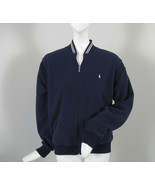 NEW Polo Ralph Lauren Womens Polyester Fleece Athletic Jacket! Runs Larg... - $79.99