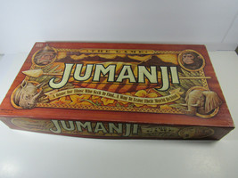Jumanji  The Game - Board Game  - $10.89