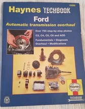 Ford Automotive Transmission Overhaul Haynes Techbook Manual 10355 (1996) - $12.55