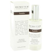 Demeter Saddle by Demeter 4 oz / 120 ml Cologne Spray for Women - $28.70