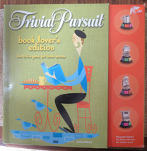 Trivial Pursuit Book Lover's Edition - $20.00