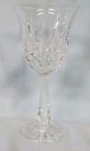 "Waterford Ballyshannon Cut Claret Wine Stem Goblet 6 7/8"" - $59.29"