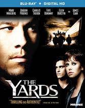 Yards (Blu Ray W/Digital Hd) Ws/Eng/Eng Sdh/5.1 Dts-Hd)
