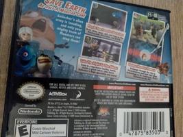 Nintendo DS Monsters vs Aliens image 2