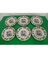 Johnson Brothers MALVERN BLUE Windsor Ware Bread Butter Side Plate (s) L... - $29.65