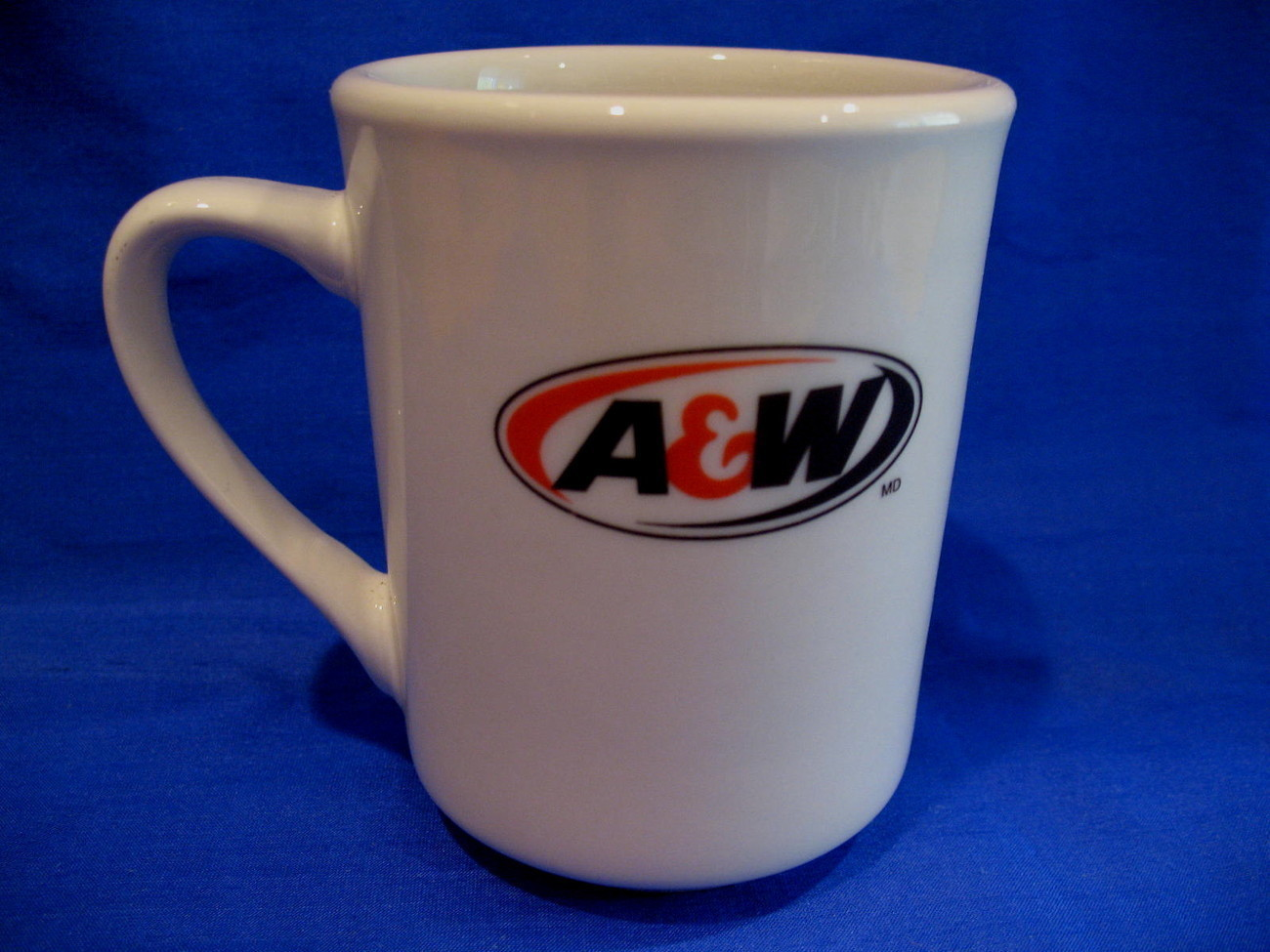 A&W Coffee Mug Tea Cup Vintage Drinking Souvenir Collectible Advertising