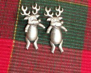 Reindeerearrings 1