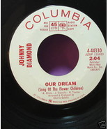 JOHNNY DIAMOND 45 OUR DREAM/DARK RAIN Northern Soul HEAR - $14.77