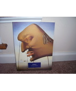 DALI Art book by Christopher Masters 1995 - $7.99