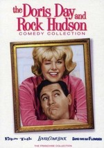 The Doris Day and Rock Hudson Comedy Collection [New DVD] Gift Set, Slip... - $39.60