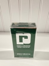 Paco Rabanne Pour Homme After-Shave Lotion 100ml./ 3.4oz_For Men New In Box! - $42.99
