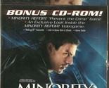 DVD--Minority Report [P&S] [2 Discs] BONUS CD ROM