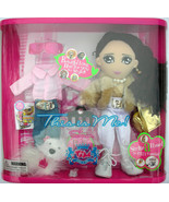 T.I.M. This is Me - Super Doll - Sam Deluxe Doll Set, 2 Outfits Clothes ... - $9.99