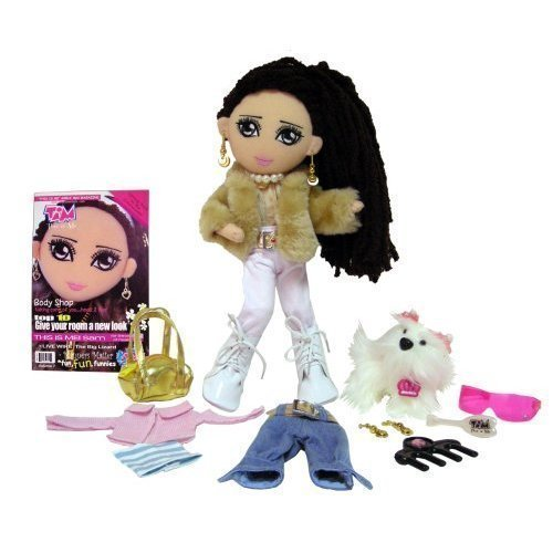 T.I.M. This is Me - Super Doll - Sam Deluxe Doll Set, 2 Outfits Clothes and Acce