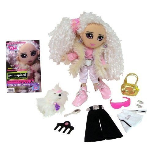 T.I.M. This is Me - Super Doll - Devon Deluxe Doll Set,  2 Outfits Clothes and A