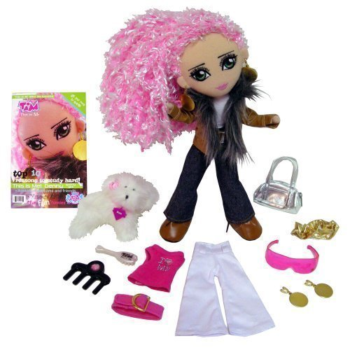 T.I.M. This is Me - Super Doll - Denny Deluxe Doll Set,  2 Outfits Clothes and A