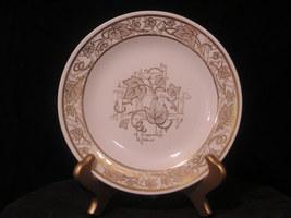 Royal China 22-K-Gold Golden Trellis Salad Plate - $4.00