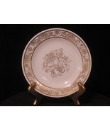 Royal China 22-K-Gold Golden Trellis Salad Plate - $4.00