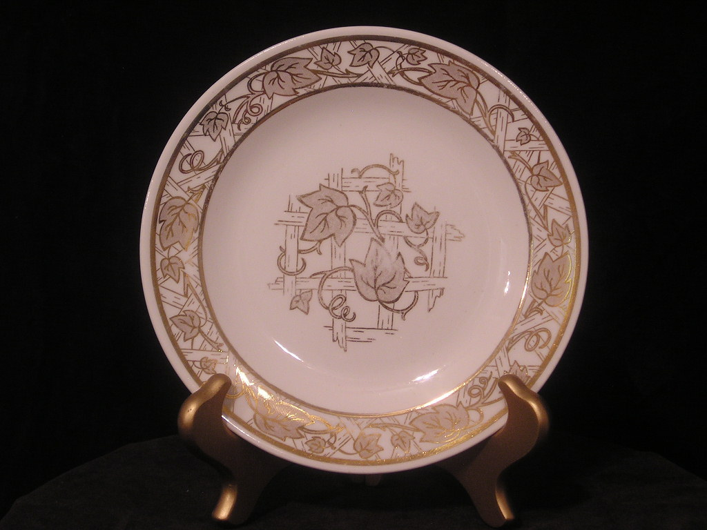 Royal china golden trellis2