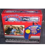 Excalibur Family 10-In-1 PLUG & PLAY TV Game NEW IN BOX! - $29.96