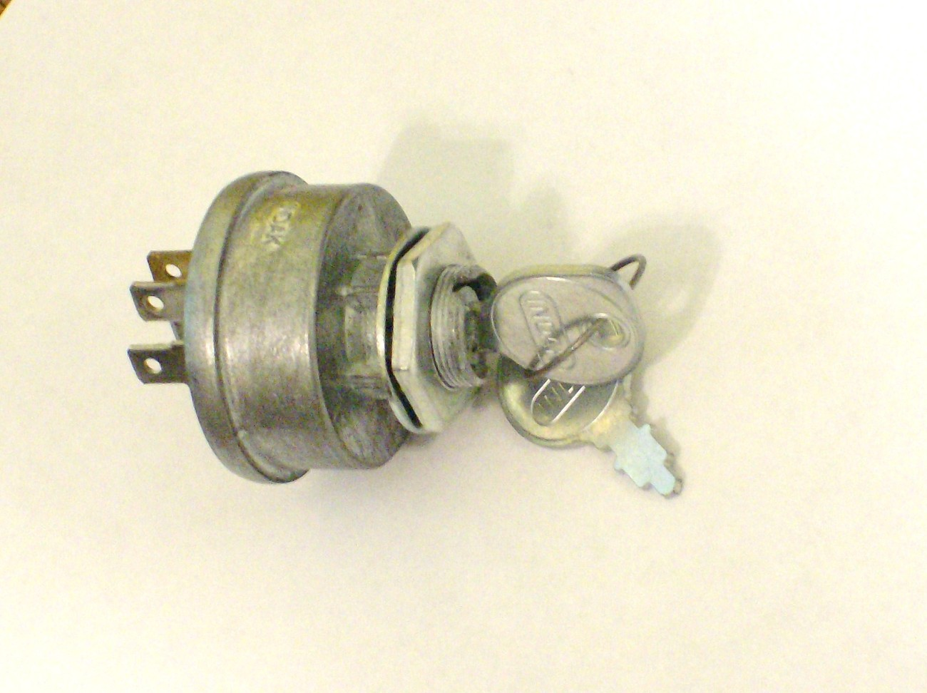 Mtd Garden Tractor Ignition Switch : Mtd lawn mower ignition starter switch