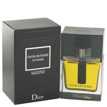Christian Dior Homme Intense Cologne 1.7 Oz Eau De Parfum Spray image 2