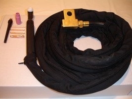 WP26F-25R TIG Torch Complete Welding Outfit Air Cooled, STA-WP26F-25R - $111.00