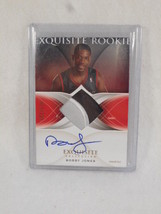 2006 Panini exquisite Rookie Bobby jones numbered 077/225 autograph - $16.79