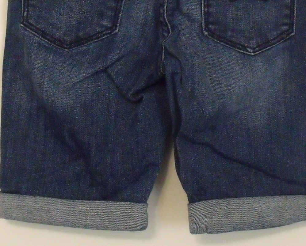 Girls Gap Kids Denim Blue Jean Shorts Size 8