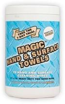 Zenex Magic Hand & Surface Towels - 70 Towels Per Canister- 1 Case (6 Ca... - $96.65