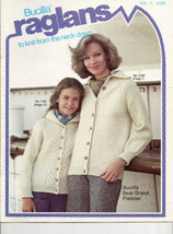 Raglans to Knit from the Neck Down Men Women and Children Volume 11 - $7.50