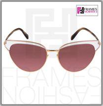 OLIVER PEOPLES JOSA OV1187S Rose Gold Pink Crystal Cat Eye Sunglasses 1187 image 8